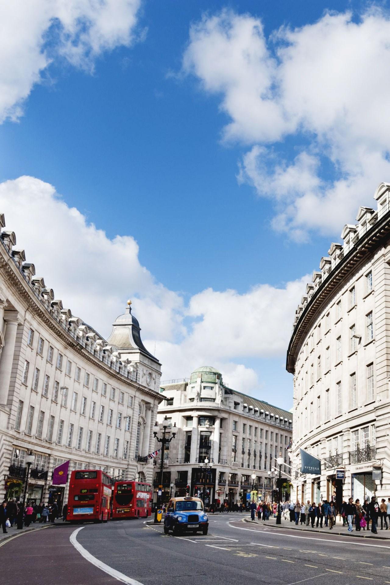 <b>The (Regent) Street ...</b>