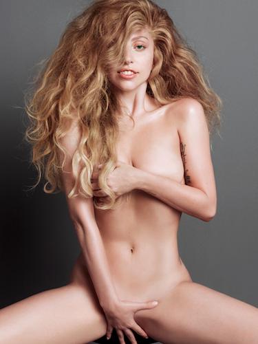 <b>Gaga Bares All, Agai...</b>