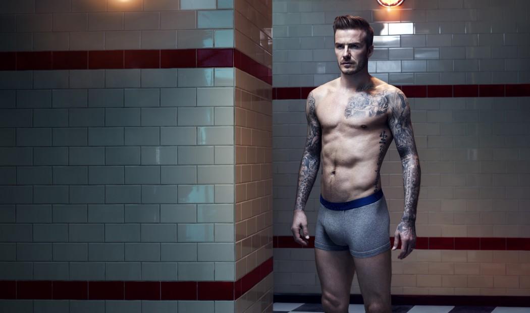 <b>David Beckham, Loose...</b>