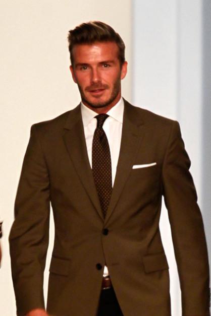 <b>David Beckham Beckon...</b>