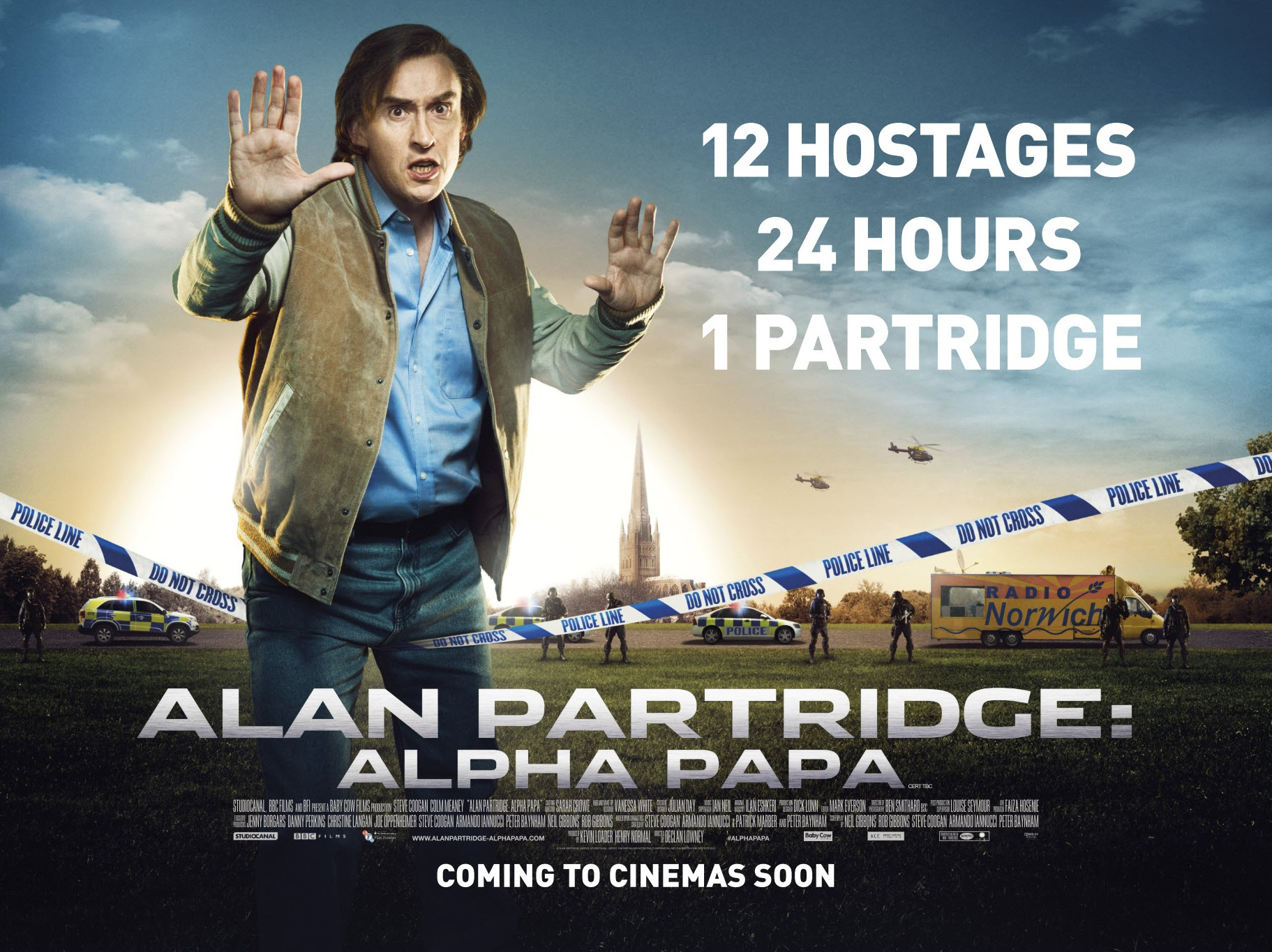 <b>Win Alan Partridge: ...</b>