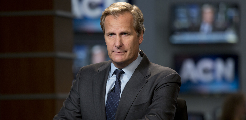 <b>The Newsroom Season ...</b>
