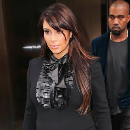 <b>Kim Kardashian to La...</b>
