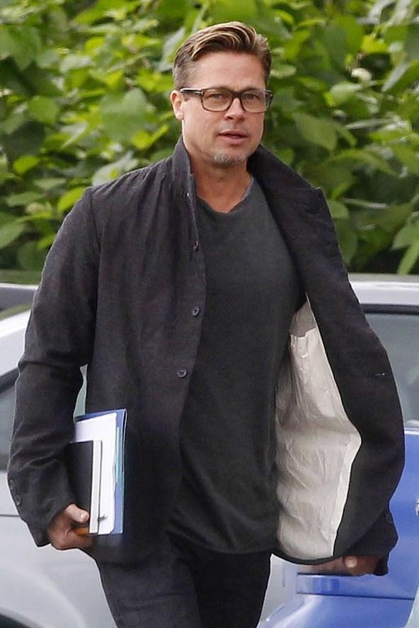 <b>Brad Pitt, So Fresh ...</b>