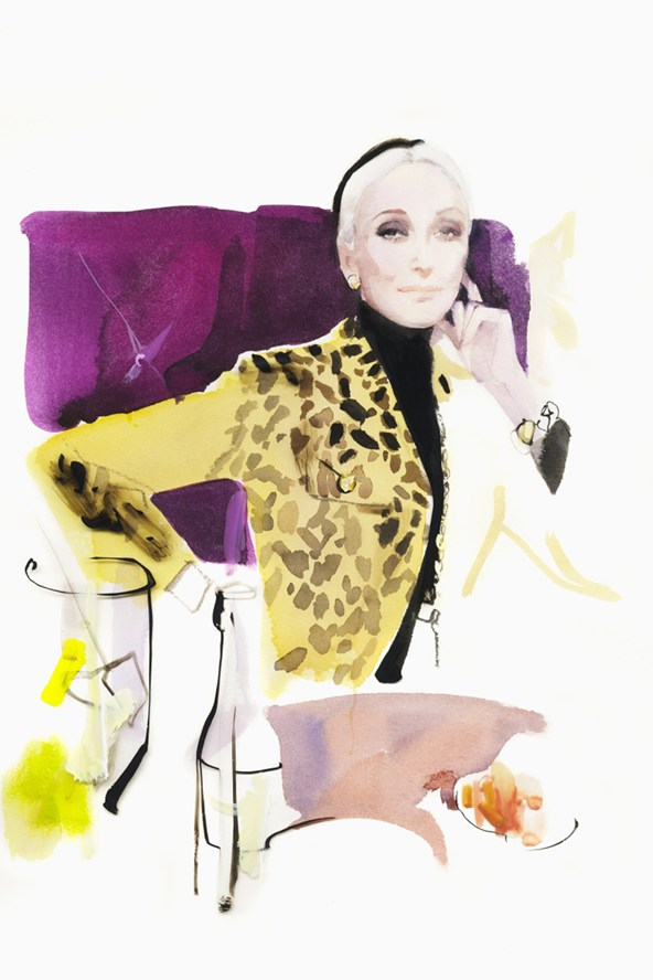 <b>David Downton at Cla...</b>