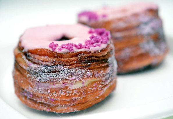 <b>THE CRONUT HITS THE ...</b>