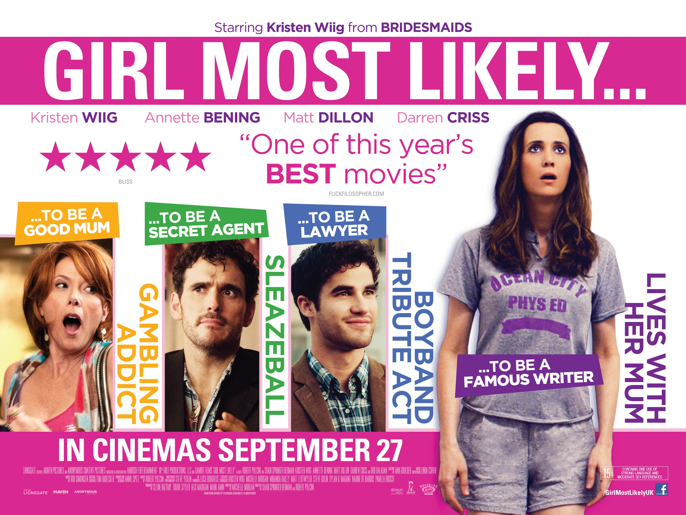 <b>Film Trailer: Girl M...</b>
