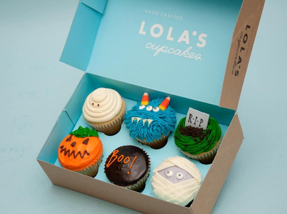 <b>LOLA'S CUPCAKES GET ...</b>