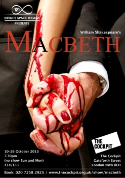 <b>MACBETH IN THE CITY...</b>