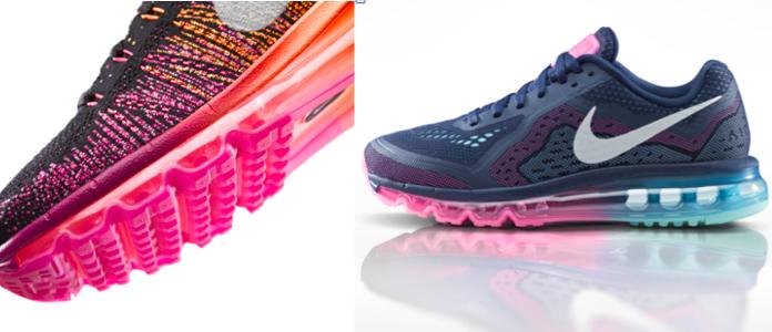New Nike Flyknit Air Max and Air Max 2014