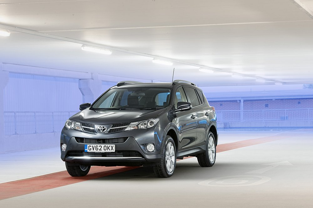 <b>TOYOTA RAV4 MAKES LI...</b>
