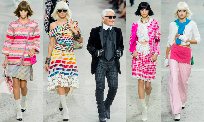 <b>CHANEL SS14 AT PARIS...</b>