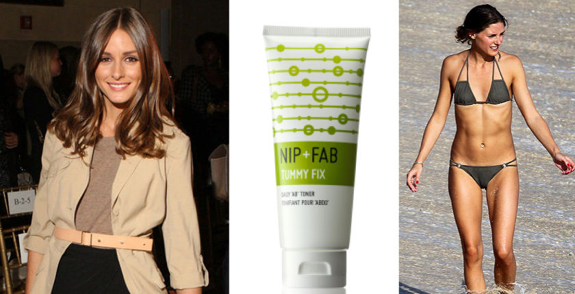 Olivia Palermo opts for NIP + FAB Tummy Fix