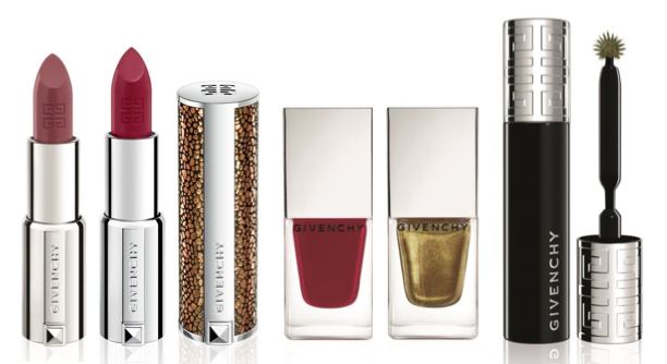 <b>GIVENCHY SETS WINTER...</b>