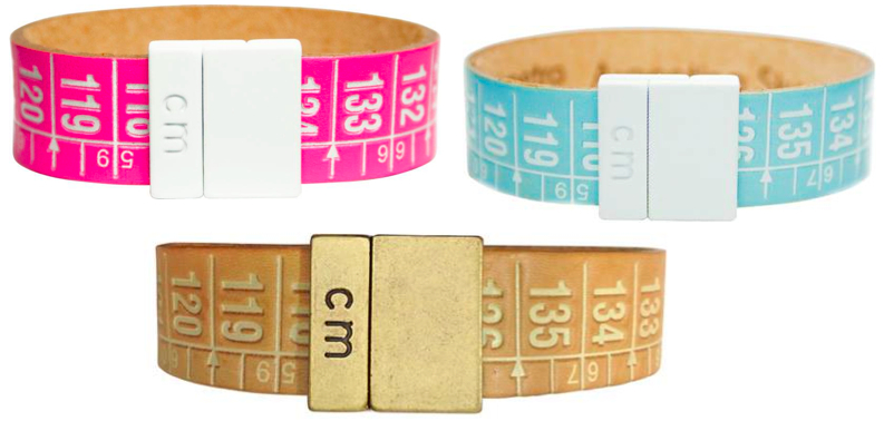 Ilcentimetro Bracelets