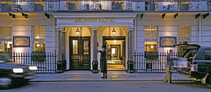 <b>BROWN'S HOTEL: THE M...</b>
