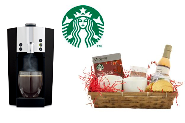 <b>WIN A STARBUCKS COFF...</b>