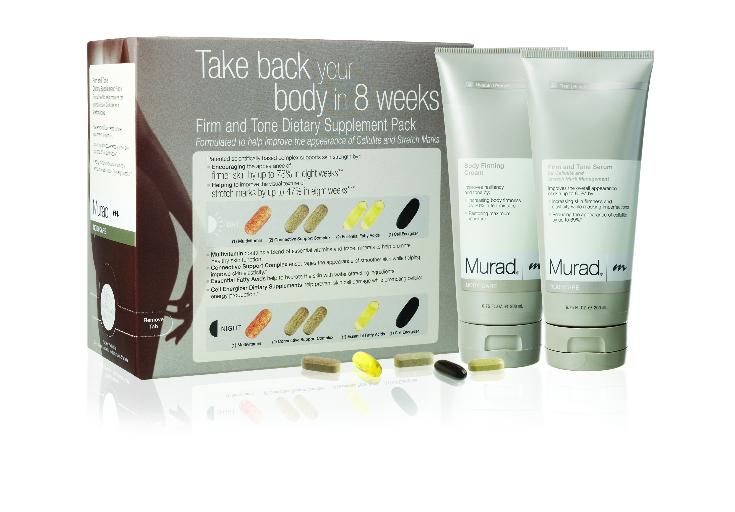 Dr Murad Firm and Tone Dietary Supplement Pack