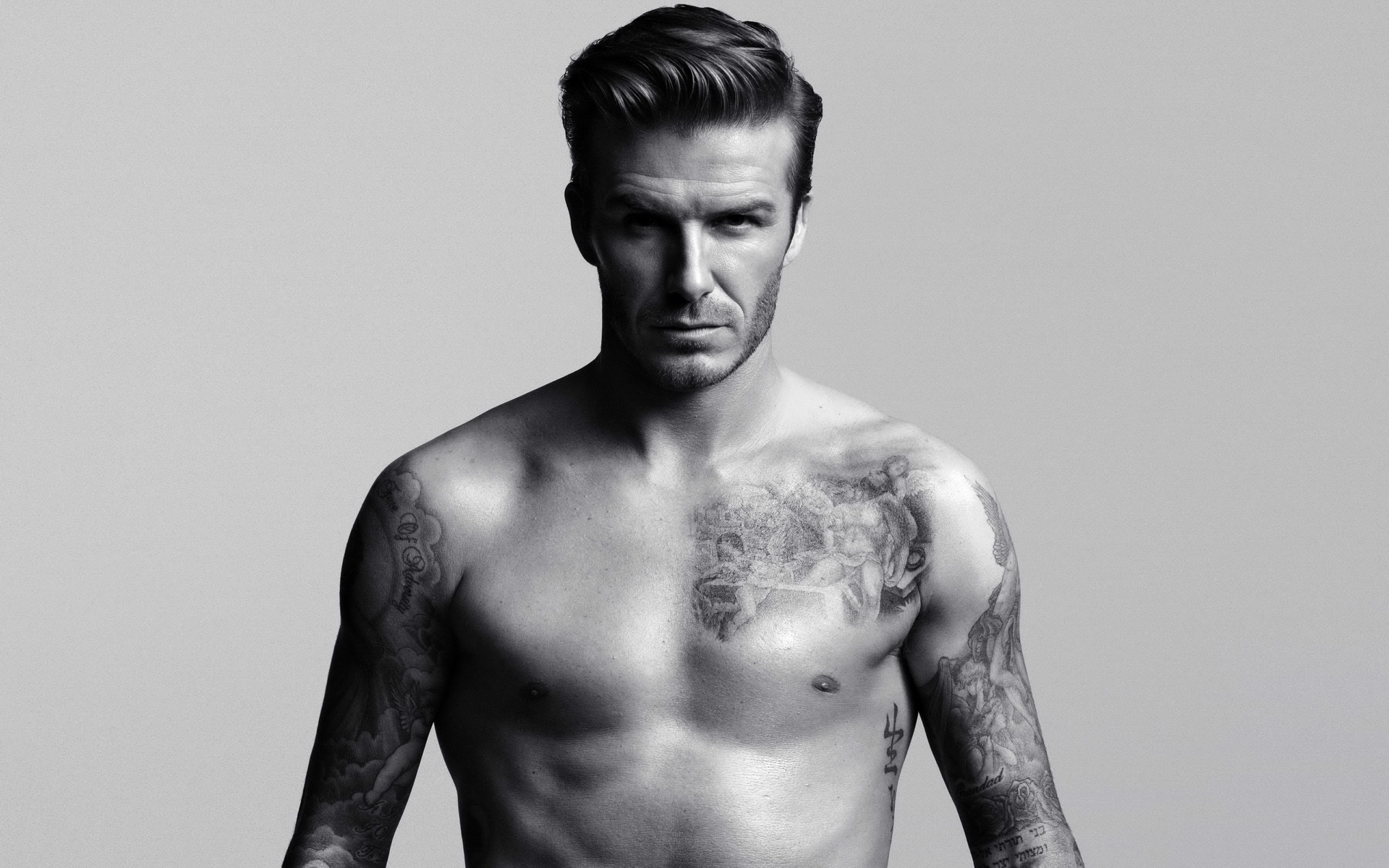 <b>DAVID BECKHAM TO HEA...</b>