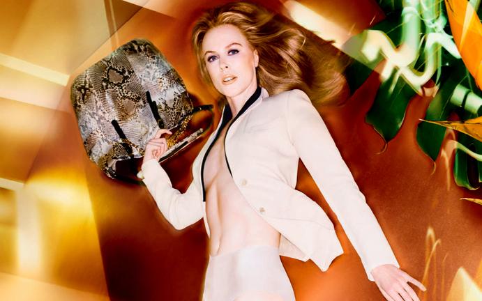 Nicole Kidman for Jimmy Choo SS14