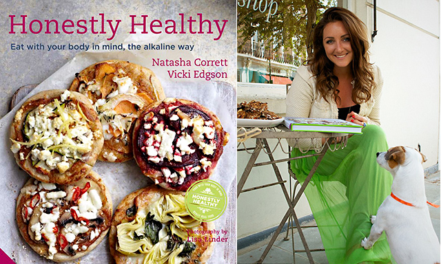 Natasha Corrett for Honestly Healthy
