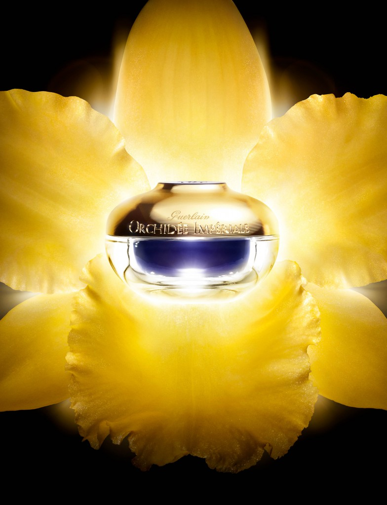 Guerlain Orchidee Imperiale Eye & Lip Cream