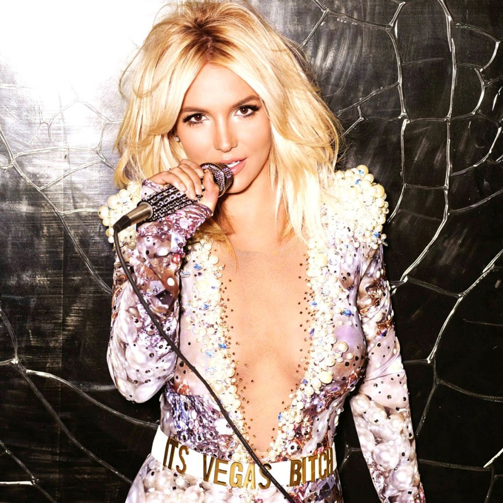 Britney Spears 'Piece of Me' Las Vegas.