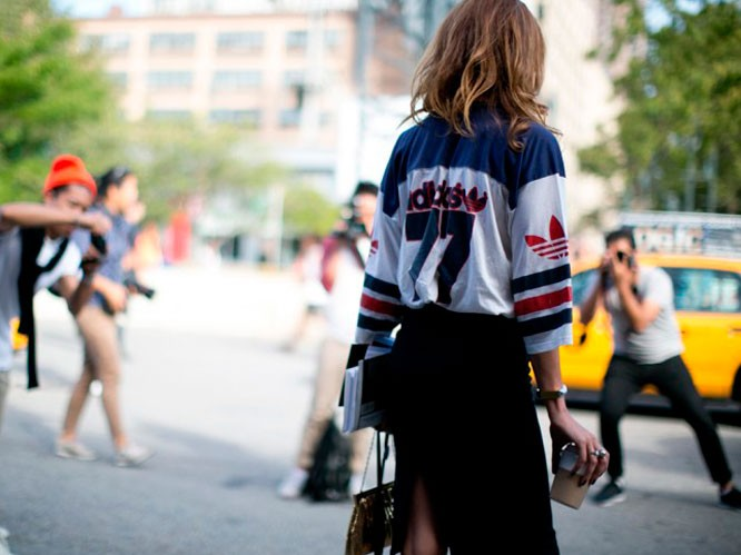 Street style snappers at NYFW AW14