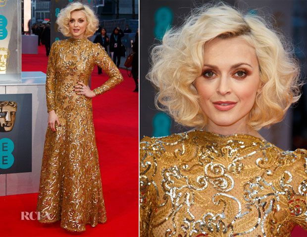 Fearne Cotton at the BAFTAs 2014
