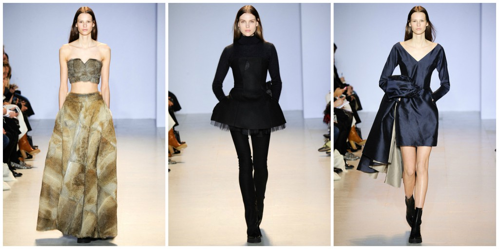 Yang Li's AW14 collection.