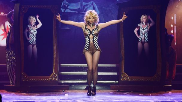 Britney's 'Piece of Me' show in Vegas.