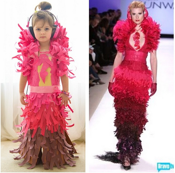 Another Project Runway adaptation.
