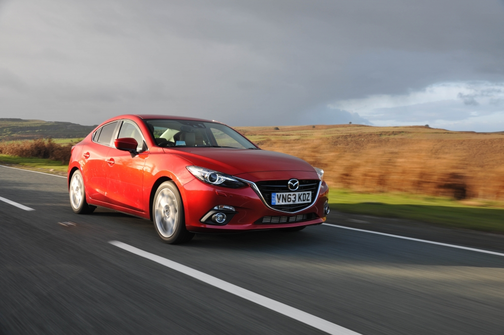 <b>THE MAZDA3 IS FUN, F...</b>