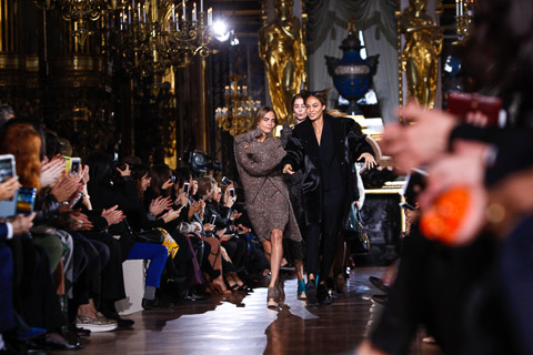 Paris Fashion Week: Stella McCartney AW14