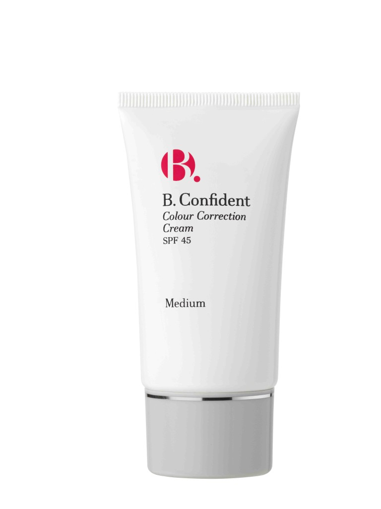B. Confident CC Cream SPF 45.