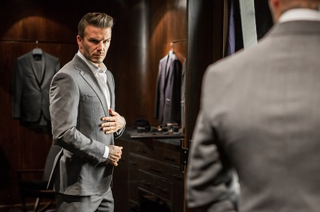 David Beckham Classic EDT.