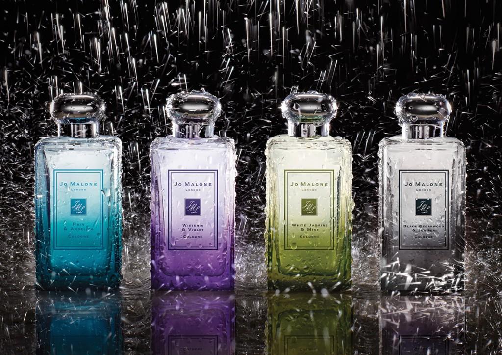 Jo Malone London Rain Collection.