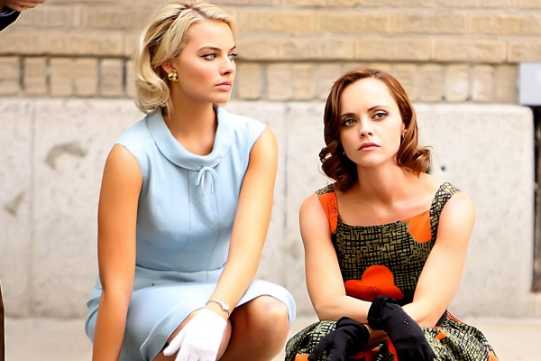 Margot Robbie and Christina Ricci in Pan Am.