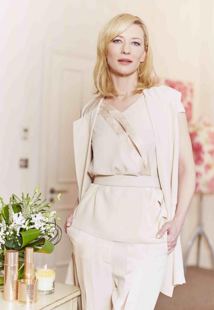 Cate Blanchett for SK-II.