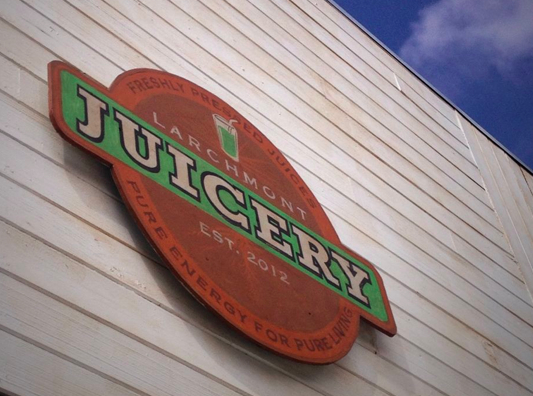 The Larchmont Juicery.