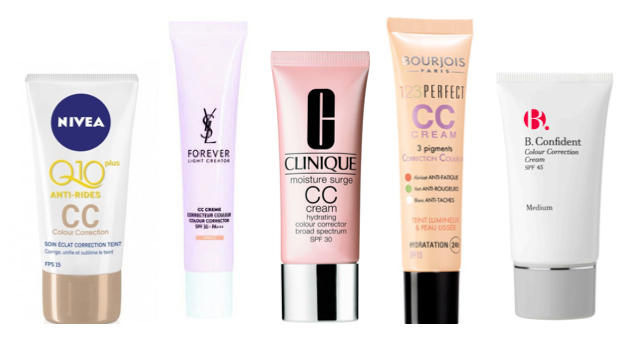 <b>BEAUTY TOP 5: THE CC...</b>