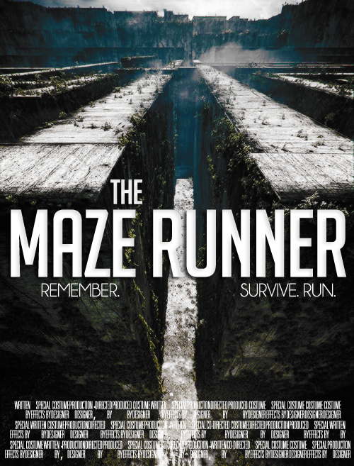 <b>NEW TRAILER: THE MAZ...</b>