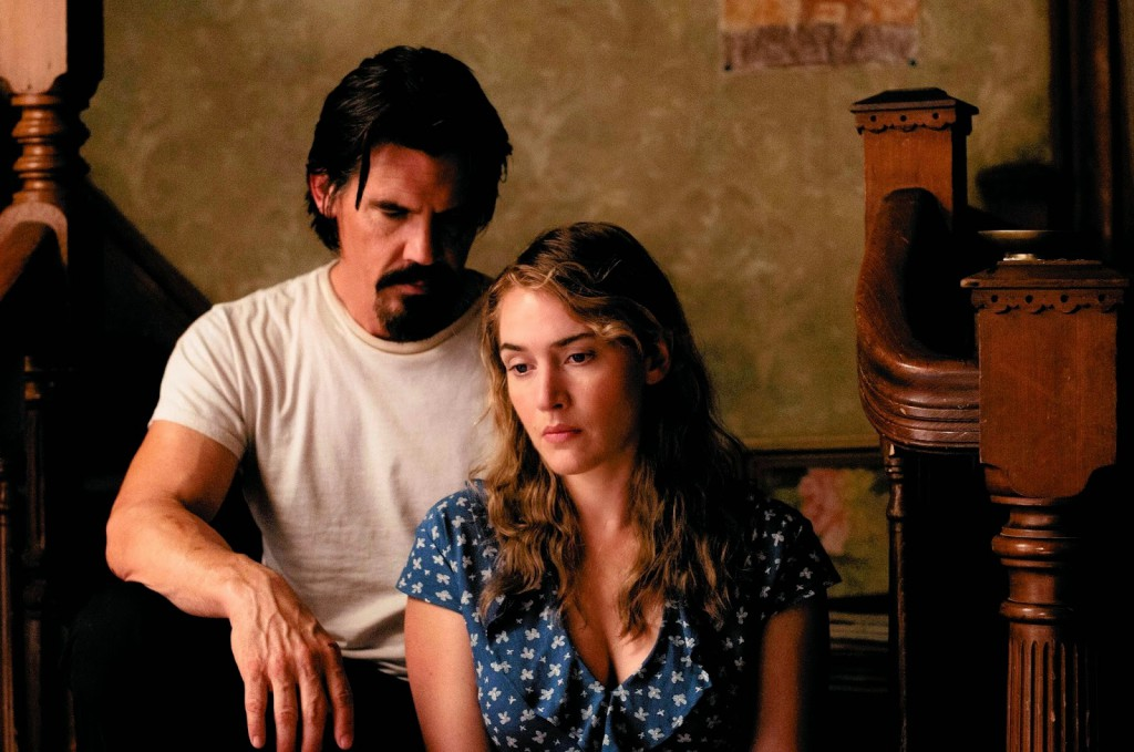Josh Brolin and Kate Winslet star in Labor Day.