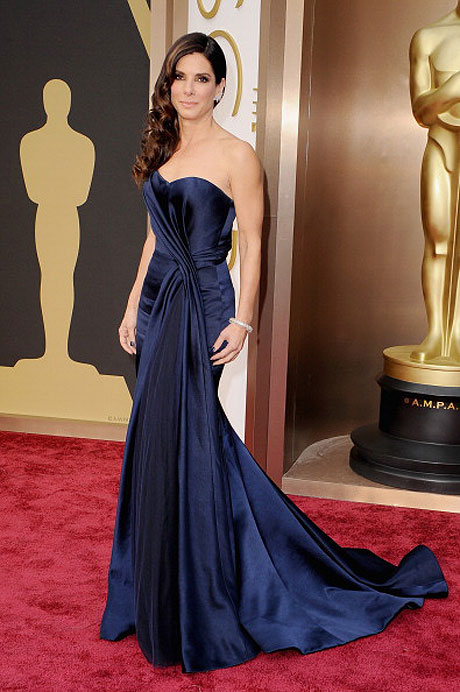 Oscars 2014: Sandra Bullock.