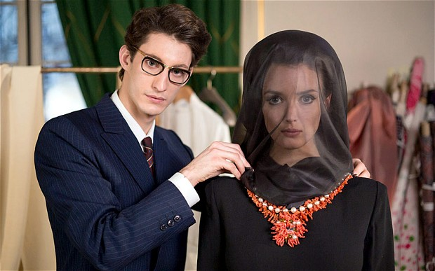 Yves Saint Laurent movie.
