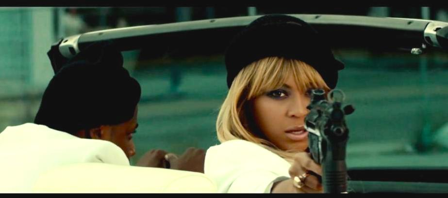 <b>BEYONCE +JAY Z ON TH...</b>