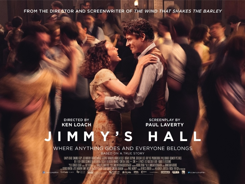 <b>WIN JIMMY'S HALL PRE...</b>