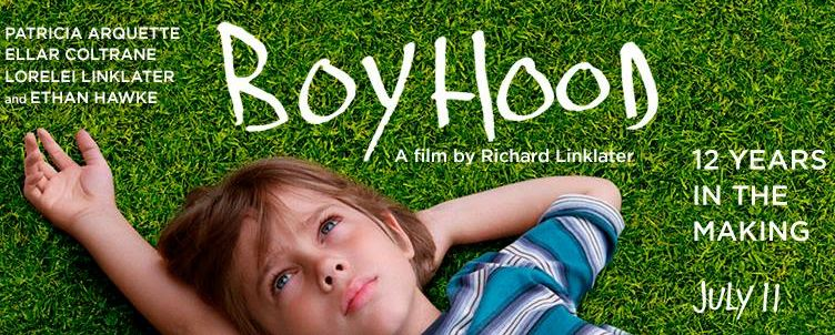 <b>NEW TRAILER: BOYHOOD...</b>
