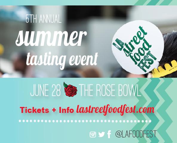 <b>LA STREET FOOD FESTI...</b>