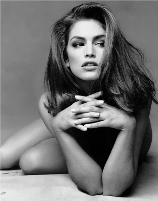 <b>CINDY CRAWFORD REVEA...</b>